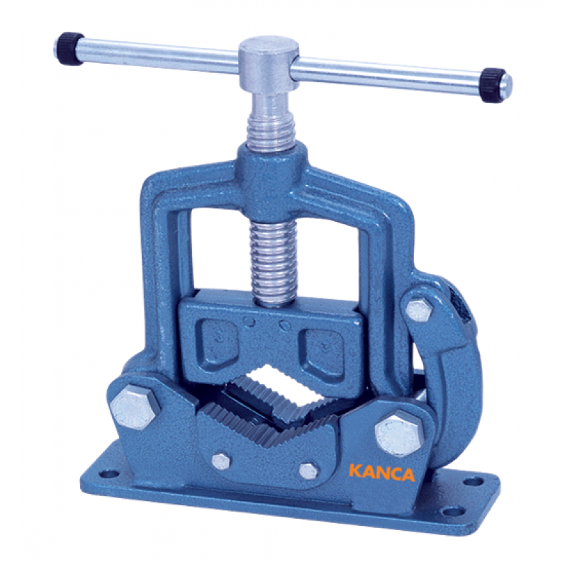 FOLD-OUT PIPE VISE 2